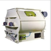 SSHJ Series Double Shaft High efficiency Mixer